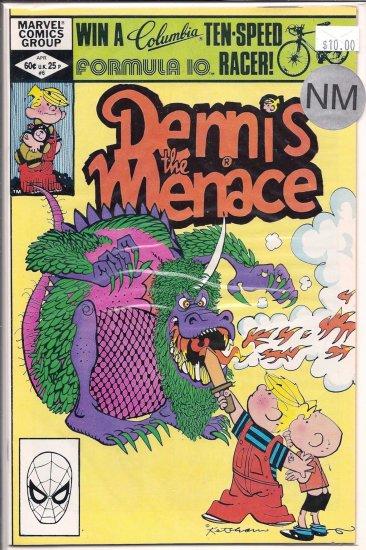 Dennis the Menace # 6, 9.4 NM