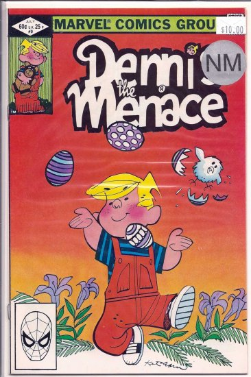 Dennis the Menace # 9, 9.4 NM