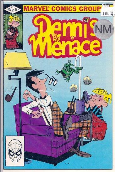 Dennis the Menace # 11, 9.2 NM -