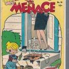 DENNIS THE MENACE # 36, 2.5 GD +