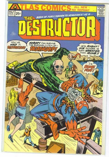 Destructor # 2, 6.0 FN