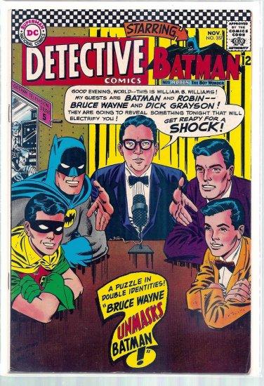 DETECTIVE COMICS # 357, 7.0 FN/VF