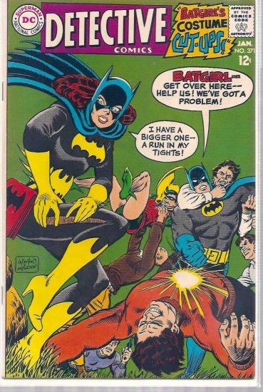 DETECTIVE COMICS # 371, 4.5 VG +