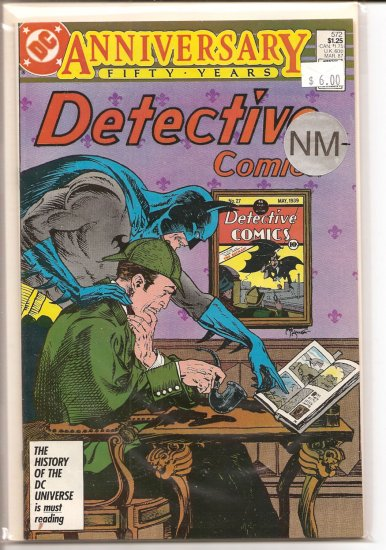 Detective Comics # 572, 9.2 NM -