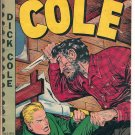 DICK COLE # 2, 2.5 GD +
