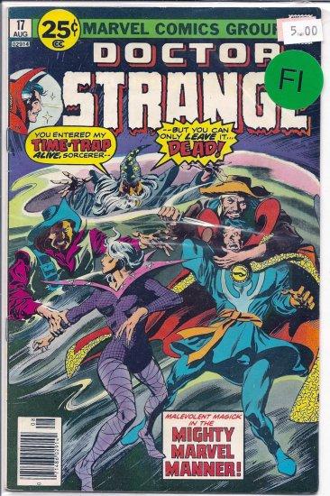 Doctor Strange # 17, 6.0 FN