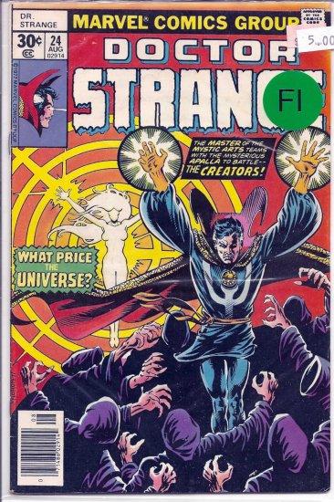 Doctor Strange # 24, 6.0 FN