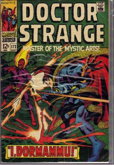 DOCTOR STRANGE # 172, 4.0 VG