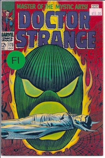 Doctor Strange # 173, 6.0 FN