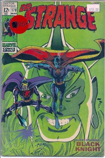 Doctor Strange # 178, 4.5 VG +