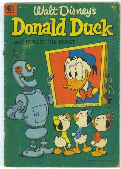 Donald Duck # 28, 1.0 FR