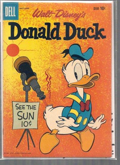 Donald Duck # 71, 6.5 FN +