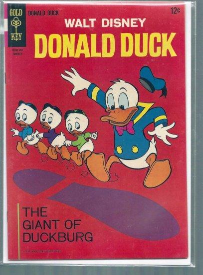 Donald Duck # 111, 8.0 VF