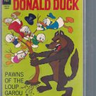 Donald Duck # 117, 7.0 FN/VF