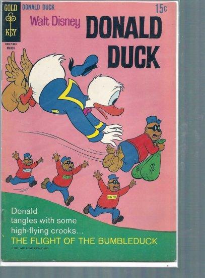 Donald Duck # 124, 6.5 FN +