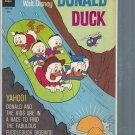 Donald Duck # 125, 4.5 VG +