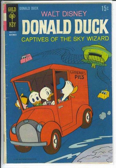 Donald Duck # 128, 4.0 VG