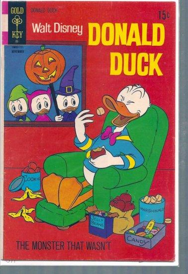 Donald Duck # 140, 4.5 VG +