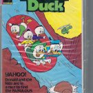 DONALD DUCK # 235, 7.5 VF -