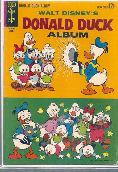 Donald Duck Album # 1, 4.5 VG +