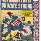 Double Life of Private Strong # 2, 2.5 GD +