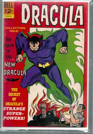 Dracula # 2, 6.5 FN +