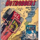 DRAG -STRIP HOTRODDERS # 16, 4.5 VG +