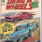 DRAG N WHEELS # 45, 5.0 VG/FN