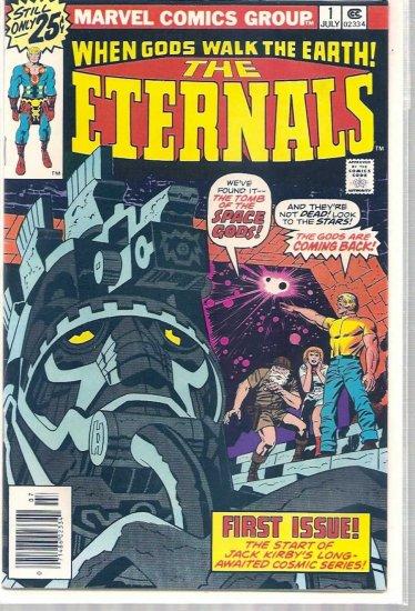 ETERNALS # 1, 6.0 FN