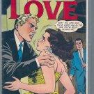 FALLING IN LOVE # 25, 4.0 VG