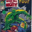 Fantastic Four # 70, 6.0 FN