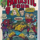 FANTASTIC FOUR # 129, 7.5 VF -