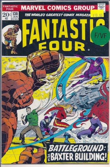 Fantastic Four # 130, 7.0 FN/VF