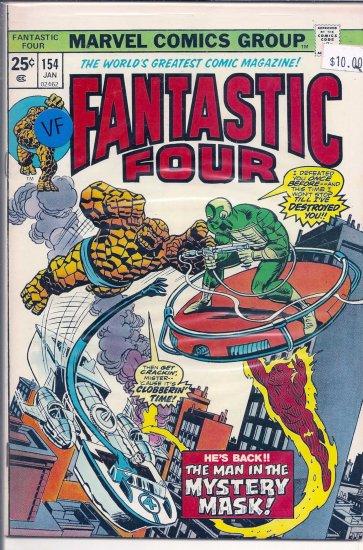 Fantastic Four # 154, 8.0 VF