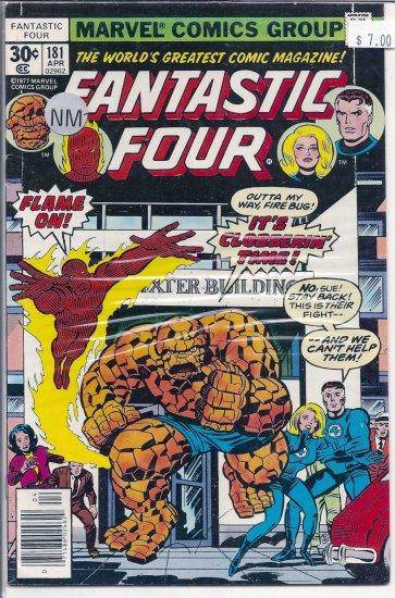 Fantastic Four # 181, 9.2 NM -