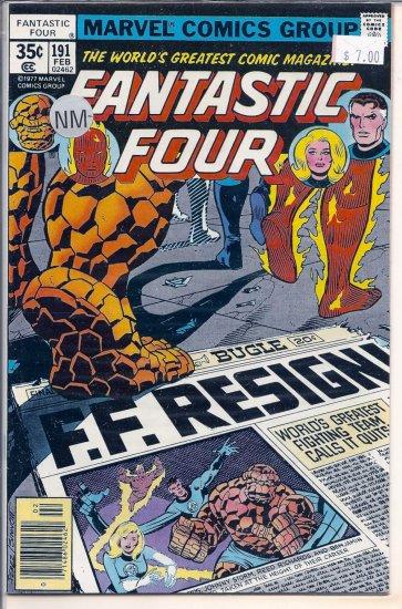 Fantastic Four # 191, 9.2 NM -