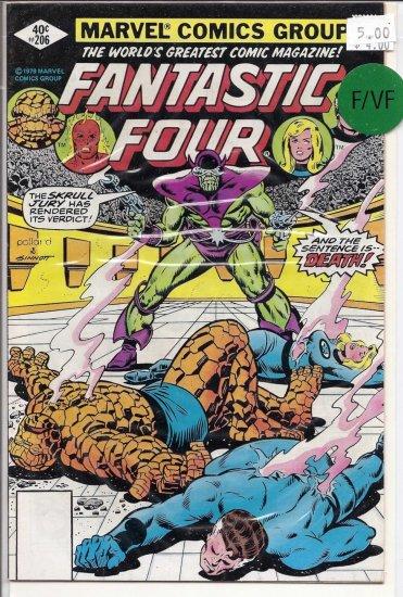 Fantastic Four # 206, 7.0 FN/VF