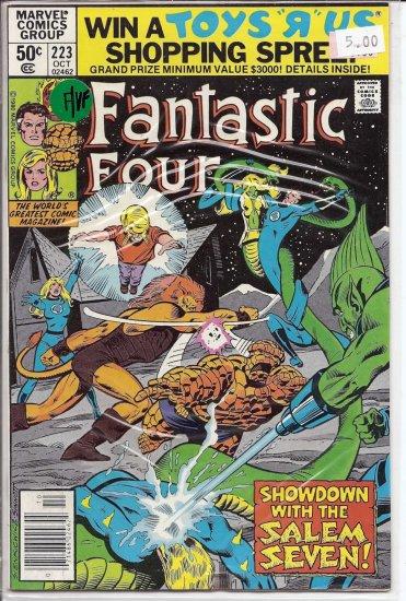 Fantastic Four # 223, 7.0 FN/VF