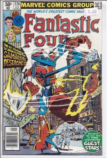 Fantastic Four # 226, 8.0 VF