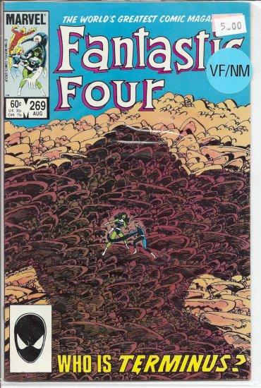 Fantastic Four # 269, 9.0 VF/NM