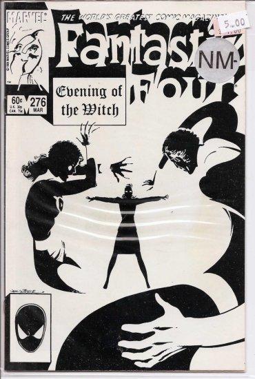 Fantastic Four # 276, 9.2 NM -