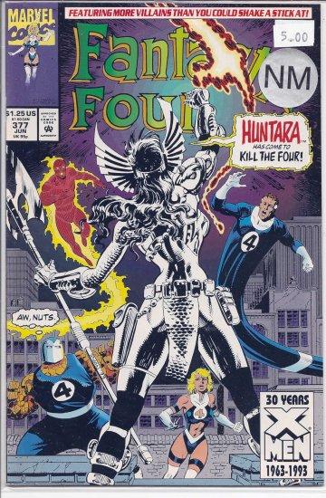 Fantastic Four # 377, 9.4 NM
