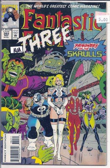 Fantastic Four # 382, 9.4 NM