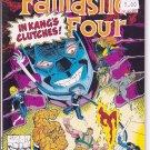 Fantastic Four Annual # 25, 9.2 NM -