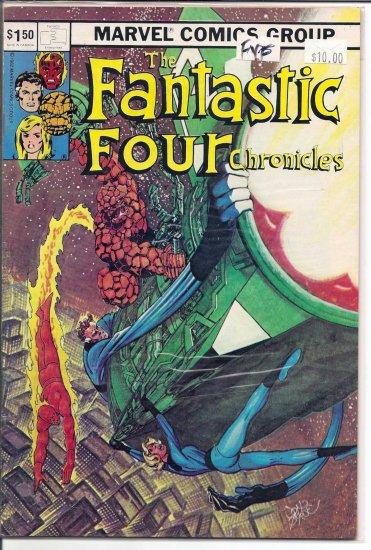 Fantastic Four Chronicles # 1, 7.0 FN/VF