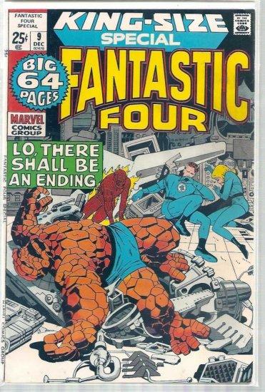 Fantastic Four Special # 9, 4.0 VG