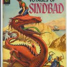 Fantastic Voyages Of Sinbad # 1, 2.5 GD +