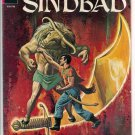 Fantastic Voyages of Sinbad # 2, 4.5 VG +