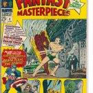 FANTASY MASTERPIECES # 8, 2.5 GD +