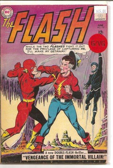 Flash # 137, 3.0 GD/VG